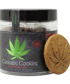 Ciasteczka Cannabis z Czekolada 120g