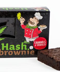 brownie tiramisu
